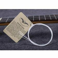 More details for regular ukulele strings replacement gcea tuning nylon soprano for 21''/23''/26''