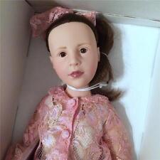 "Gotz Collectible Rare Numbered Le Doll Alyssa 19"" designer Hilldegard Gunzel Nib"