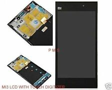 ORIGINAL Xiaomi MI3 LCD Display+Touch Screen Digitizer Assembly- MI3 WITH FRAME