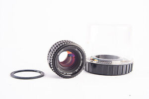 Nikon El-Nikkor 50mm f/2.8 Darkroom Photo Enlarger Enlarging Lens in Case V16