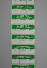 Pat Test / collaudo etichette passati STRISCIA 100 MINI 40 X 24