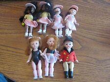 McDonalds Madame Alexander lot of 7 dolls