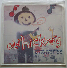 Other Eras...Such as Witchcraft by Old Hickory CD promo advance mint