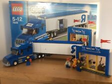 LEGO 7848 City Toys R Us Truck Retired Set 100% Complete