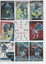 Detroit Lions ** SERIAL #'d Rookies Autos Jerseys ** ALL CARDS ARE GOOD CARDS **