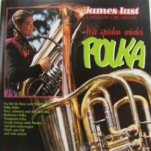 James Last Wir spielen wieder Polka (1989)  [CD]