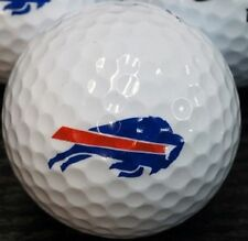 3 Dozen ( Buffalo Bills NFL Logo) Callaway Mix Mint / AAAAA Golf Balls