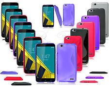 Cover e custodie rosa Per Vodafone Smart in silicone/gel/gomma per cellulari e palmari