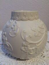 Lenox Ornamental Glow Holly Scrollwork Ornament Votive Candle Nib