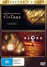 The Village / Signs (DVD, 2008, 2-Disc Set)