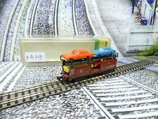 Minitrix 51 3533 00 - Spur N - DB - Autotransportwaggon - TOP in OVP - #A147