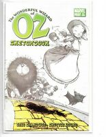 Wonderful Wizard of Oz Sketchbook // Skottie Young