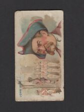 1888 Allen & Ginter N19 Pirates of the Spanish Main #6 JOHN GOW