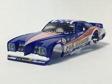 Auto World Mickey Thompson MARINES Pontiac Grand Am Funny Car Body, Fits 4-Gear