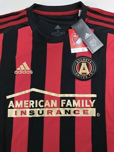 Adidas Official MLS Atlanta United FC Soccer Jersey Size Small
