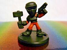 G.I. Joe Micro Force #28 BARBECUE Micro Hero Mint OOP