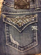 NWT: Miss Me Jeans Boot Cut Leg - Size 29 - JP5002B55