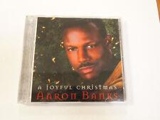 A Joyful Christmas by Aaron Banks 2003 Sealed