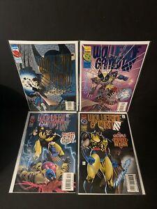 Wolverine Gambit Victims 1-4 Full Run NM X-Men Special Event 1995