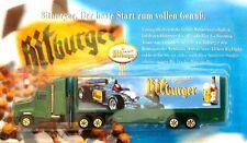 Bitburger - Biertruck Nr.1 - Kenworth T800 SZ - Benneton Formel 1 RW- KW 90 €