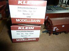 Top//OVP H0 Fleischmann 5356 piccoli bestiame-recinto carro
