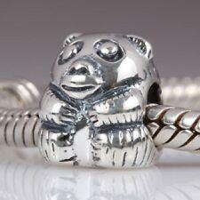 KOALA BEAR AUSTRALIA Solid 925 sterling silver charm bead fits european bracelet