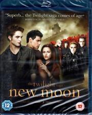La saga Crepúsculo: NUEVO Moon (NUEVO Y SIN ABRIR Blu-ray/ROBERT PATTINSON 2010)