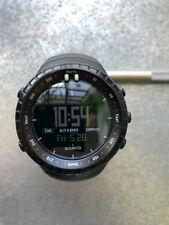 Suunto Core, Outdoor Sports Watch, Black, Used, Good Condition