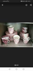 Englisches Teeservice Gut erhalten