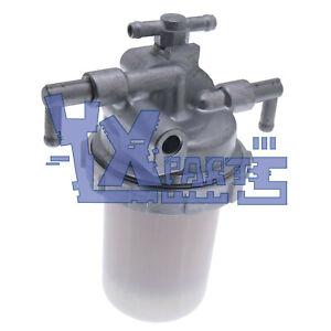 Fuel Filter Assy 129612-55620 for Yanmar 4TNE88-RAG2 Engine Komatsu 4D88E-E1FD