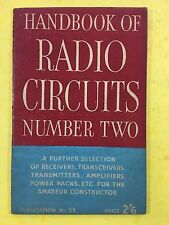 Handbook Of RADIO CIRCUITS Number Two - By RADIOTRICIAN - Publication No.55