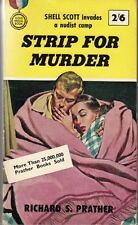 Strip For Murder : Richard S Prather