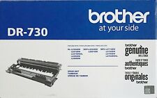Brother DR-730 Drum Unit for Laser Printers Yield up to 12000 pages