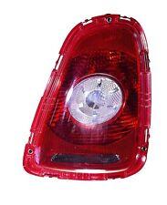 Passenger Right Tail Light (Clear Lens) for 2007 08 09 10 MINI COOPER/COOPER S