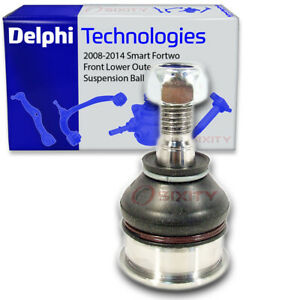 Delphi Front Lower Outer Suspension Ball Joint for 2008-2014 Smart Fortwo lr