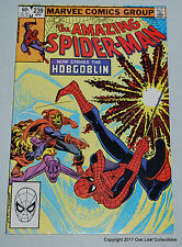 Amazing Spiderman 239 Marvel Comic Book 1983 NM Hobgoblin!