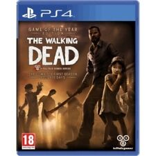 The Walking Dead TellTale Series Game of the Year (GOTY) Edition Game PS4