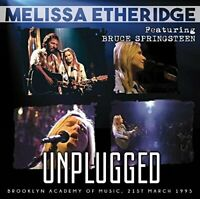 Melissa Etheridge featuring Bruce Springsteen - Unplugged [CD]