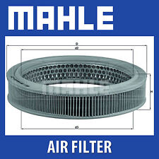 Mahle Air Filter LX298 - Fits Fiat - Genuine Part