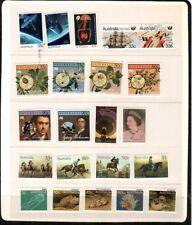 Australia Mint NH (1986 Year Set) - Catalog Value $69.65