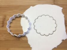 Scalloped Shape Cookie Cutter, Biscuit, Pastry,Fondant Cutter