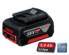 Baterías Bosch 18V para herramientas eléctricas de bricolaje