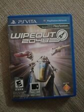 Wipeout 2048 (Sony PlayStation Vita, 2012)