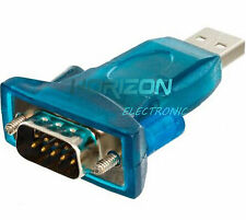 CH340G USB 2.0 to 9-pin RS232 COM Port Serial Convert Adapter New Good
