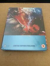 Piranha (1978) Blu Ray Steelbook. New And Sealed. OOP Joe Dante Jaws Horror