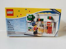 LEGO Store (40145) Store opening exclusive VERY Rare Mint Condition NEW Free P&P