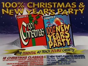 100% Christmas & New Year?S Party-K7 (US IMPORT) CASS NEW