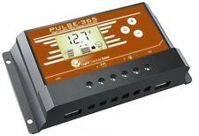 LightCatcher Solar PULSE365 PWM Solar Charge Controller 30 Amps 12 volt 24v