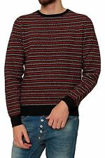 Grobe Herren-Pullover mit Regular und Norweger