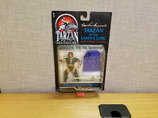 Trendmasters Tarzan Epic Adventures Dino-Armored Tarzan figure, New!